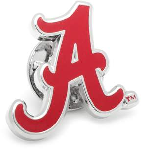 Cufflinks Inc. Cuff Links, Inc. Alabama Crimson Tide Rhodium-Plated Lapel Pin