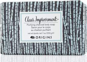 Clear Improvement Purifying Charcoal Body Soap