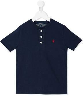 Ralph Lauren short sleeve buttoned top