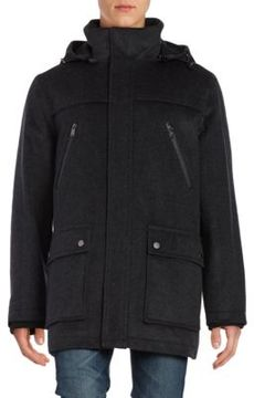 Pendleton Bainbridge Hooded Wool Parka