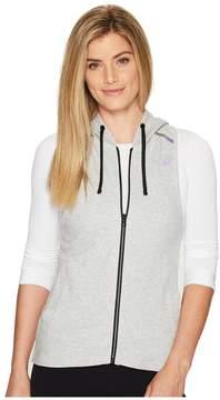 Asics Racerback Hooded Vest Women's Vest