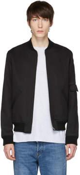 A.P.C. Black Jones Blouson Jacket