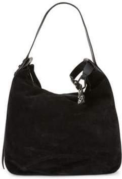 KENDALL + KYLIE Suede Shoulder Bag