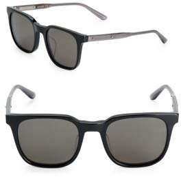Bottega Veneta 51MM, Square Sunglasses