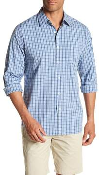 Grayers Mansfield Plaid Print Regular Fit Woven Shirt