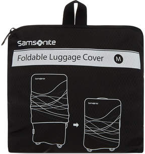 Samsonite Foldable luggage cover medium