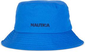 Nautica Men's Classic Logo Bucket Hat