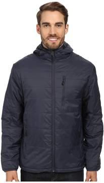 White Sierra Peak Packable Hooded Jacket Men's Jacket