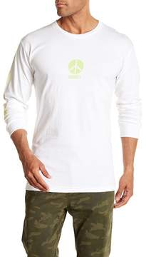 Obey The Next Wave Graphic Long Sleeve Shirt