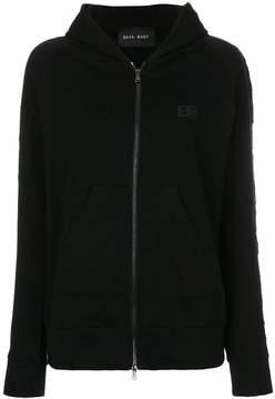 Baja East Fringe hoodie