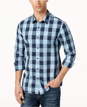 American Rag Men's Buffalo Plaid Shirt, Created for Macy's