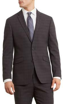 Kenneth Cole New York Reaction Kenneth Cole Check Suit Jacket - Men's