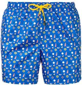 fe-fe Mare swim shorts