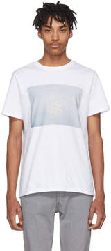 A.P.C. White Guirlande T-Shirt