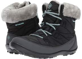 Columbia Kids Minx Shorty Omni-Heat Waterproof Girls Shoes