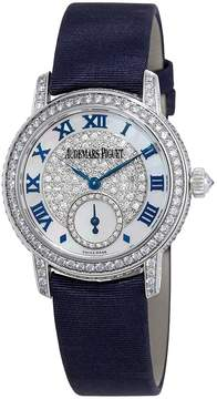 Audemars Piguet Jules Audemars Diamond Manual Winding Ladies Watch