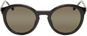 Thierry Lasry Black Zomby 700 Sunglasses