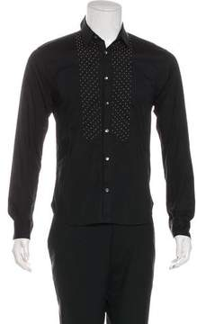Messagerie No. 4 Embellished Dress Shirt