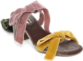 Couture Gia Ankle-tie Sandals