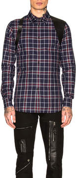 Alexander McQueen Long Sleeve Shirt