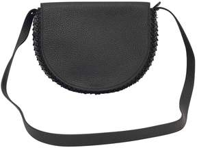 Paco Rabanne Black Leather Handbag