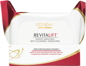 L'Oreal Revitalift Wet Cleansing Towelettes
