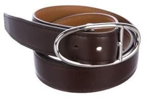 Hermes Reversible Oval 24MM Belt