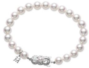 Mikimoto Women's Pearl Bracelet