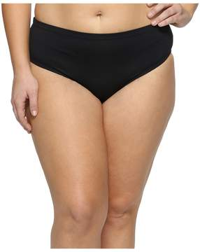 Becca by Rebecca Virtue Plus Size Black Beauties Hipster Bottoms