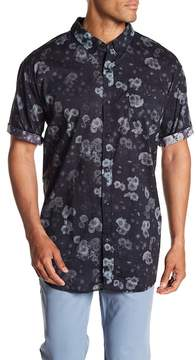 Ezekiel Nigh Short Sleeve Woven Regular Fit Shirt