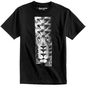 Lrg Men's Faces Graphic-Print T-Shirt