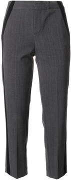 A.F.Vandevorst trousers with side trim details