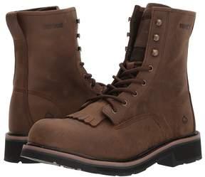 Wolverine Ranchero 8 Kiltie Steel Toe Men's Industrial Shoes