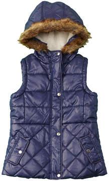 Nautica Girls' Puffed Vest