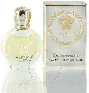 Versace Eros EDT Splash Mini 0.17 oz (5.0 ml) (w)