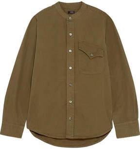 Joseph Sadie Cotton Shirt - Green