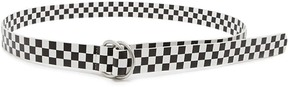 FOREVER 21 Checkered D-Ring Belt