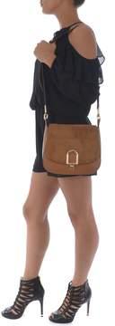 Michael Kors Delfina Shoulder Bag - CAMMELLO - STYLE