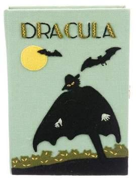 Olympia Le-Tan Dracula Book Clutch w/ Tags