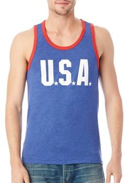 Alternative Front Graphic Tank Top