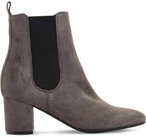 Dune Ola suede chelsea boots