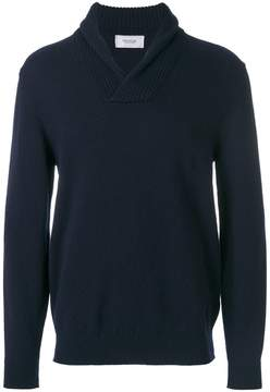 Pringle funnel neck jumper