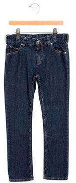 Jacadi Boys' Straight-Leg Jeans