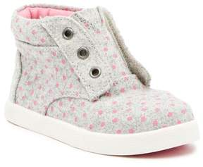 Toms Polka Dot Paseo High Boot (Baby, Toddler & Little Kid)