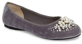 BP Women's Gracee Embellished Flat