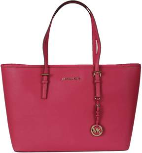Michael Kors Jet Set Travel Tote - ULTRA PINK - STYLE