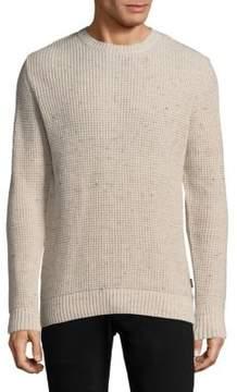 Barbour Rib-Knit Sweatshirt
