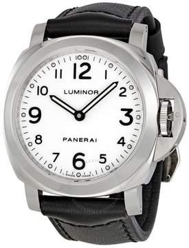 Panerai Steel Men's Watch PAM0114