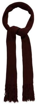 Dolce & Gabbana Fringe-Trimmed Wool Scarf
