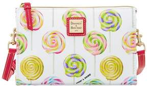 Dooney & Bourke Swirl Lollipop Janine Crossbody